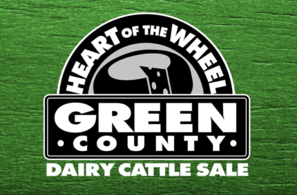 Green County Heart of the Wheel Sale