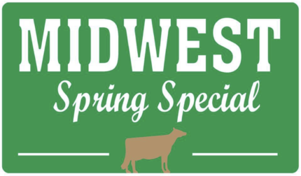 Midwest Spring Special