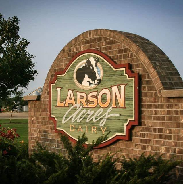 Larson Acres Project Calf Tag Sale