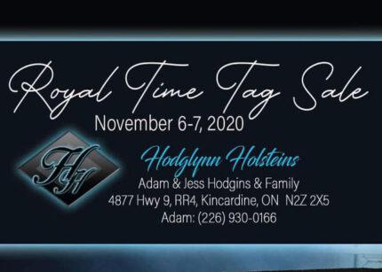 Royal Time Tag Sale